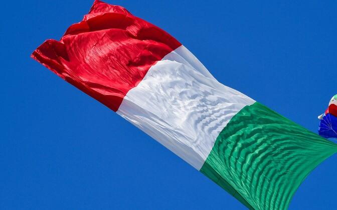 Itaalia lipp