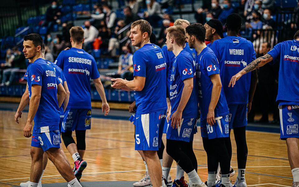 Tallinna Kalev/TLÜ meeskond