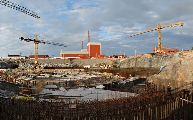Строительство в Финляндии.