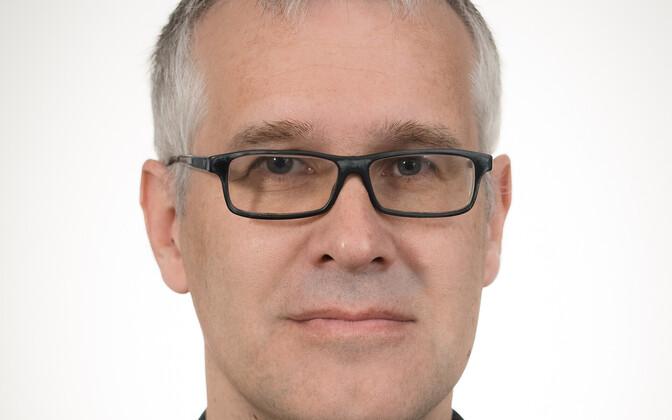 Олев Лийвик.