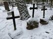 Кладбище Реопалу в Пайде стало жертвой вандалов.