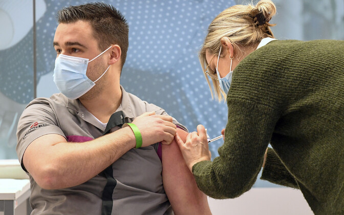 Hollandis alustati koroonaviiruse vaktsineerimist alles sel kolmapäeval