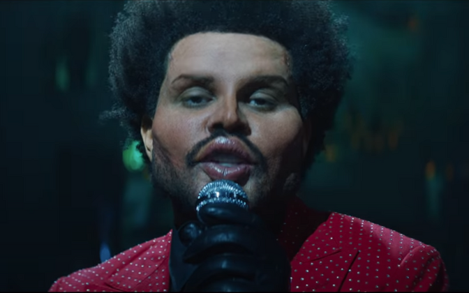 The Weeknd loo