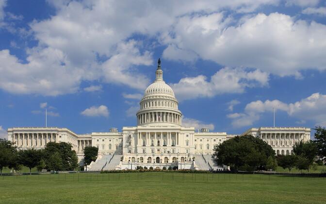 U.S. Capitol in Washington.