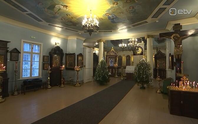 Church of Kazan in Tallinn.