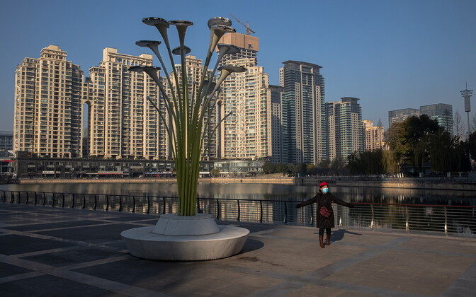 Wuhani linn Hiinas