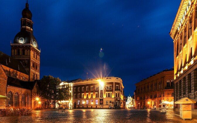 В Латвии продолжает действовать режим чрезвычайной ситуации.