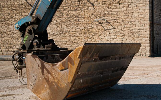 В секторе строительства по-прежнему происходит больше всего несчастных случаев на рабочем месте. Иллюстративная фотография.