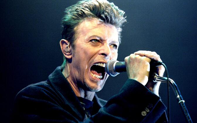 David Bowie 1996. aastal.