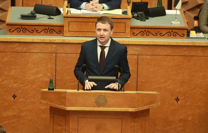 Korruptsioonikomisjoni valiti juhtima Eduard Odinets
