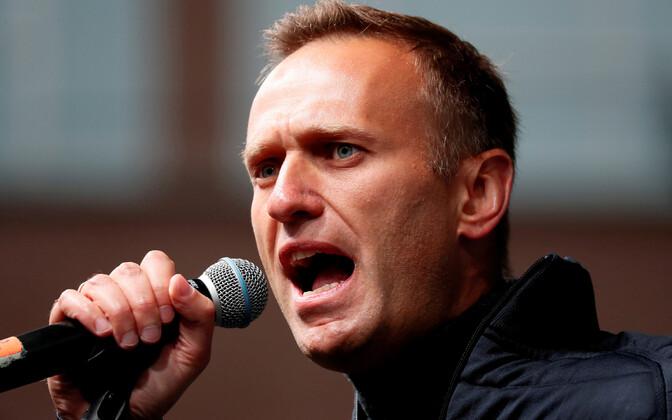 Venemaa opositsioonipoliitik Aleksei Navalnõi