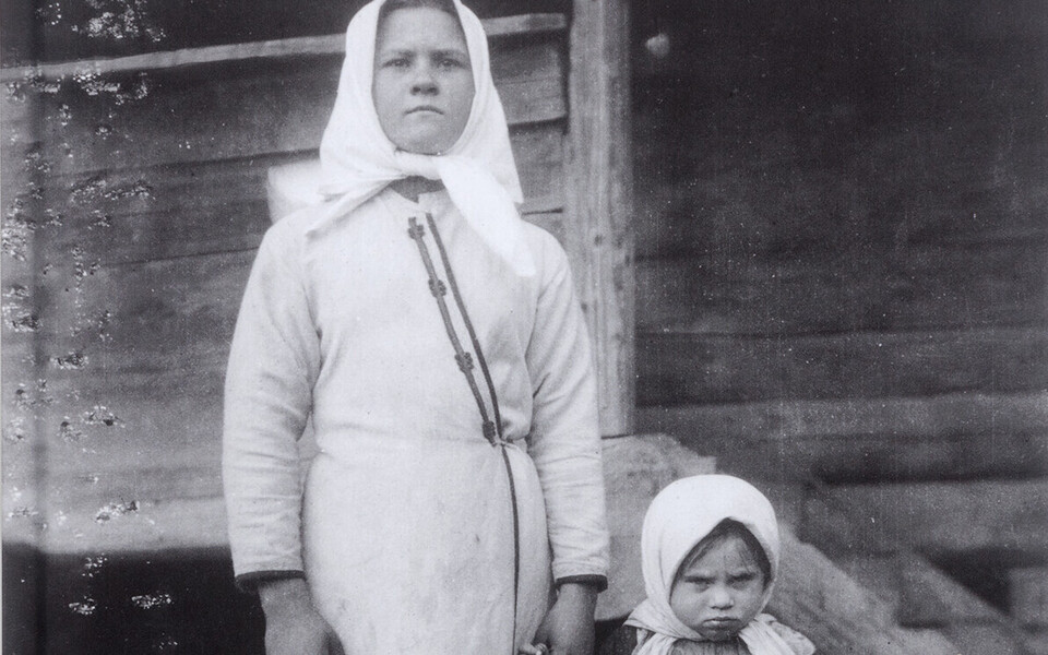 """""""Rahvas – see tähendab inimesi. Soomeugrilased ja samojeedid vanadel etnograafilistel fotodel"""""""