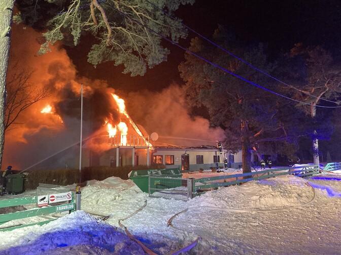 """""""Insight"""": miks jõudis tuleohutuskontroll hooldekodudesse pärast põlenguid?"""