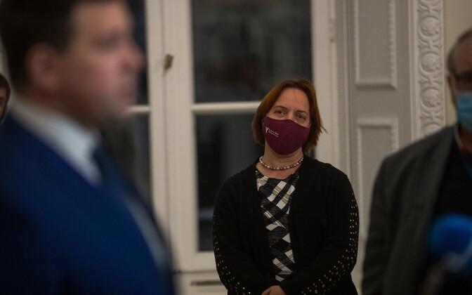 Лидер Центристской партии Юри Ратас объявил о своей отставке с поста премьер-министра Эстонии