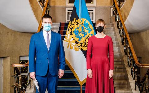 Prime MinisterJüri Ratas submitted his resignation to President Kersti Kaljulaid  on Wednesday morning.
