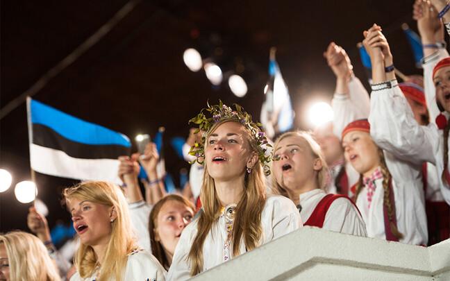 Tallinn Song Festival Grounds.
