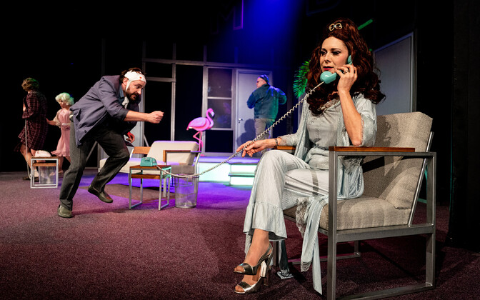 Rakvere teatris jõuab publiku ette Peeter Raudsepa lavastatud komöödia