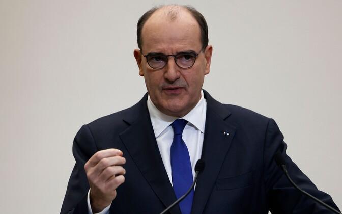 Prantsusmaa peaminister Jean Castex.