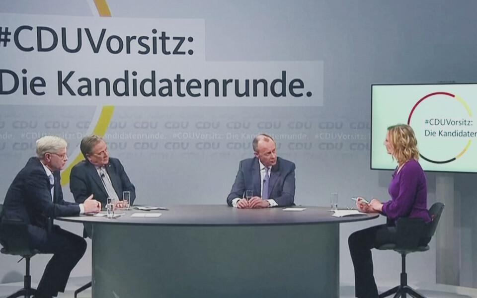Правящий в ФРГ союз ХДС изберет преемника Ангелы Меркель.