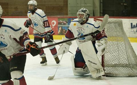 Хоккеисты кохтла-ярвеского