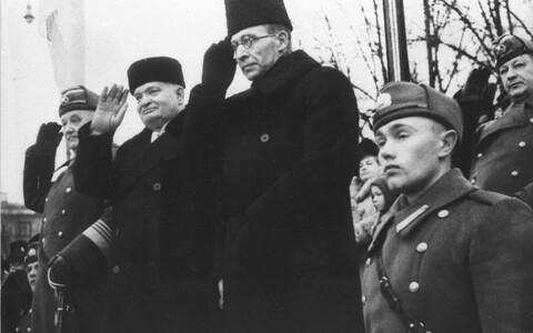 Varasemad uurimused osutavad, et Eesti ja Soome riigijuhtide erinevad isiksuseomadused mängisid demokraatia püsimises suurt rolli.