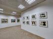 Выставка работ Эвальда Окаса и Луиджи Чилло в Музее нового искусства в Пярну.
