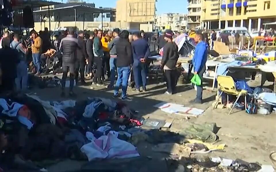 в результате теракта погибли 32 человека
