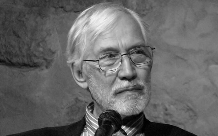 Kirjanik Jaan Kaplinski (1941–2021).