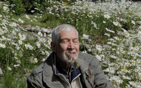 Kirjanik Jaan Kaplinski (1941-2021).
