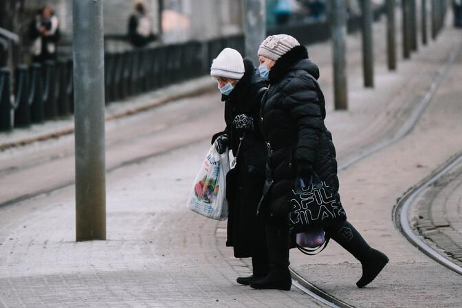 Kiik: Eesti vaktsineerimisvõimekus võiks olla 100 000 inimest nädalas