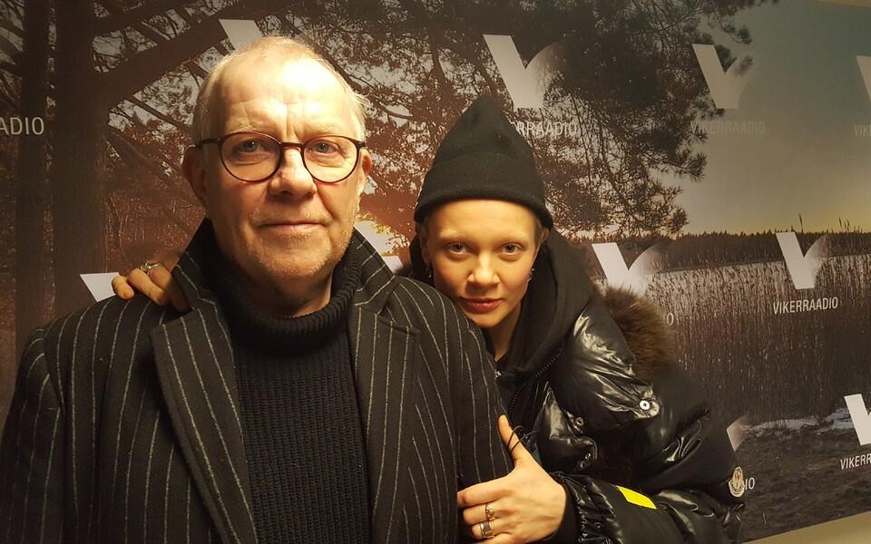 Andrus ja Marta Vaarik