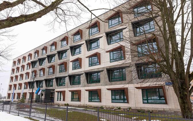 В Пыхья-Таллинне открылся современный дом для пожилых .