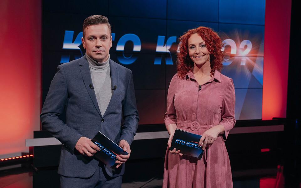 Andrei Titov ja Krista Lensil