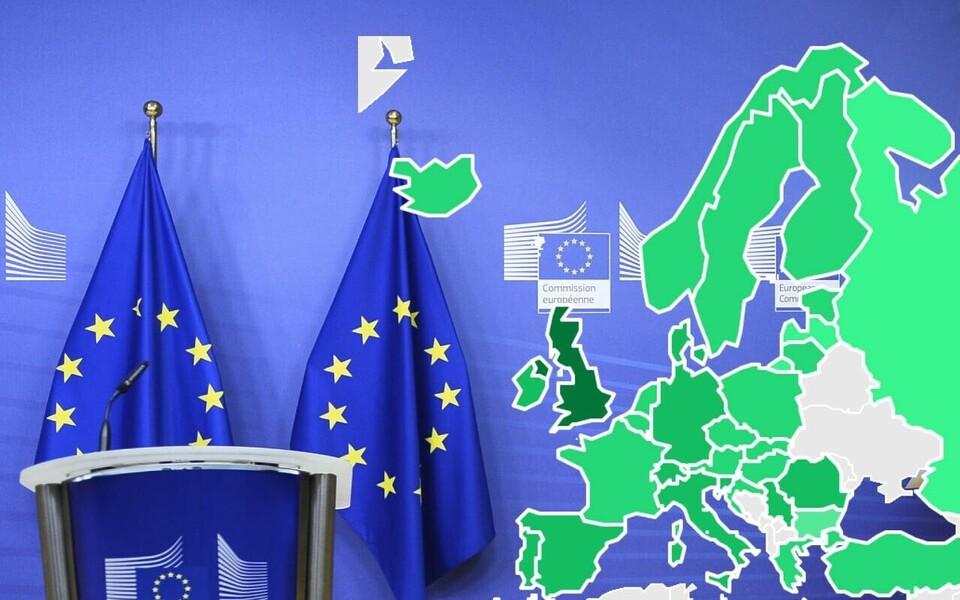 Esmaspäevase seisuga oli Euroopa Liidus ühekordse vaktsiinidoosiga hõlmatud 2,11 protsenti inimestest