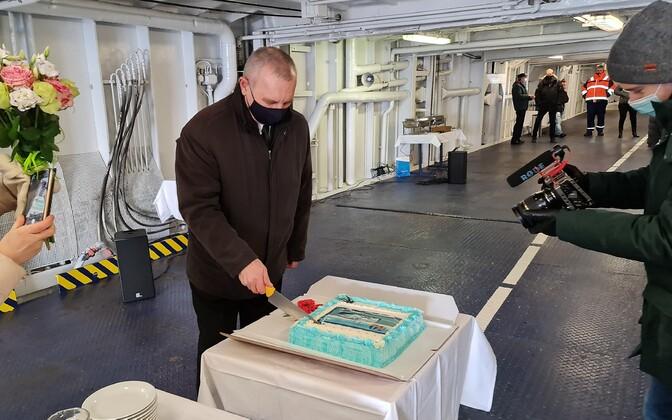 Regula on sõitnud merd 50 aastat