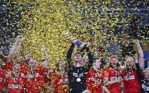 Taani kaitses pühapäeval Egiptuses käsipalli MM-tiitlit