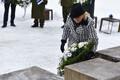 В Нарве отметили 101-ю годовщину Тартуского мира.