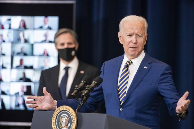 Biden lubas diplomaatia tähtsustamist ja suuremat seotust maailmaga |  Välismaa | ERR