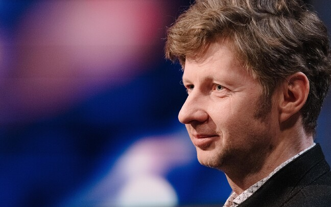 Архитектор Михкель Тюйр.