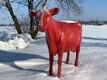 Risti Agro laut ja lehma kuju