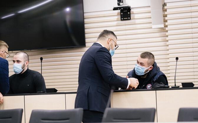 Laagna tee surmasõitjad kohtus