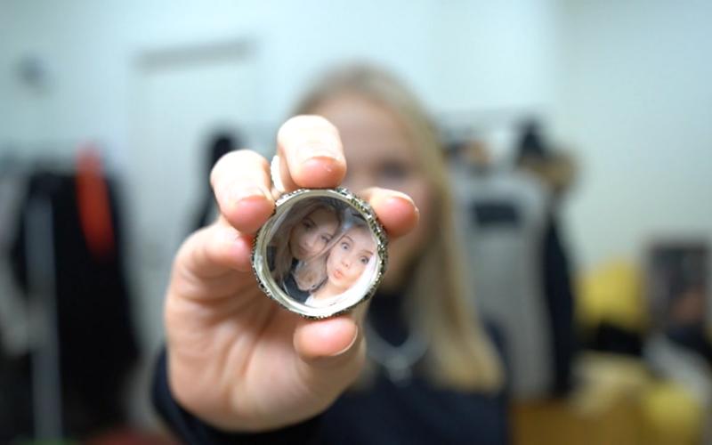 NOVA: Meisterdame sõbra pildiga magneti | Lasteekraan | ERR