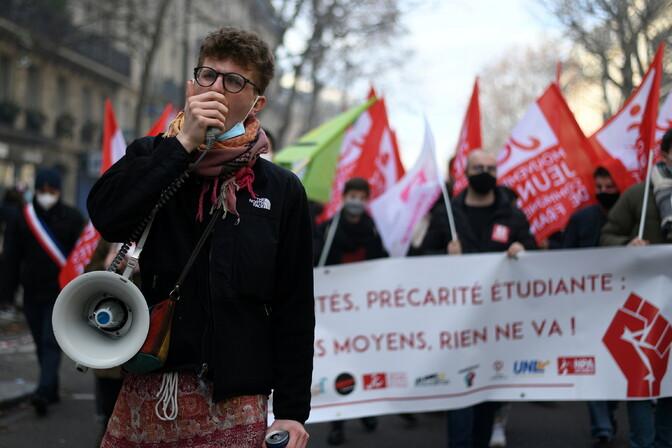USA uued progressiivsed ideed tekitavad Prantsusmaal vastuolusid