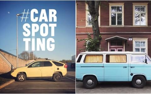 #CARSPOTTING.