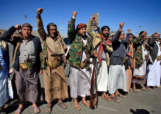 Jeemeni mässulised ründasid valitsuse tugipunkti