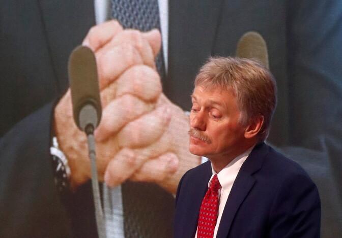 Kreml: EL toetab süüdimõistetut