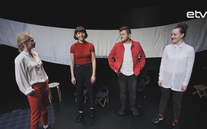 Студенты магистратуры Эстонской академии музыки и театра решили поддержать белорусов.