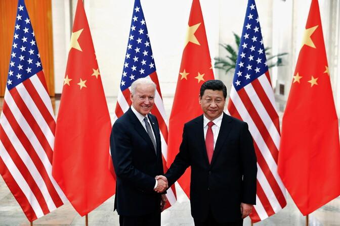 Biden ja Xi pidasid esimese telefonikõne