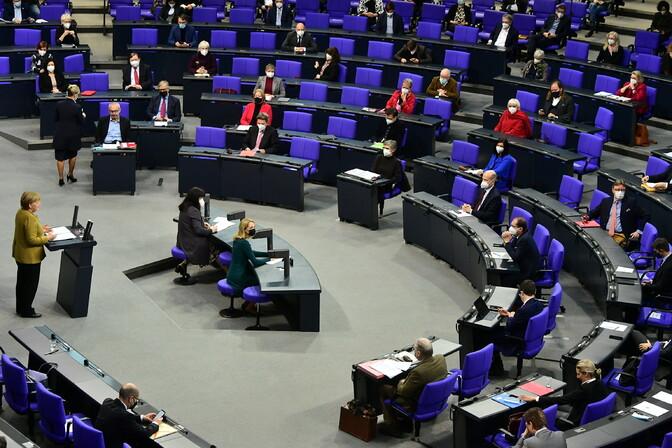 Uuring: välismaa juurtega sakslaste poliitiline eelistus on muutunud