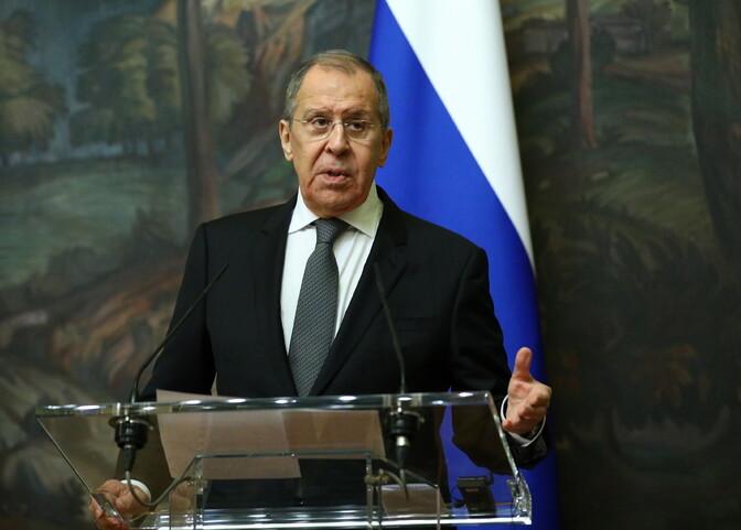 Lavrov: sanktsioonide korral on Venemaa valmis katkestama sidemed EL-iga